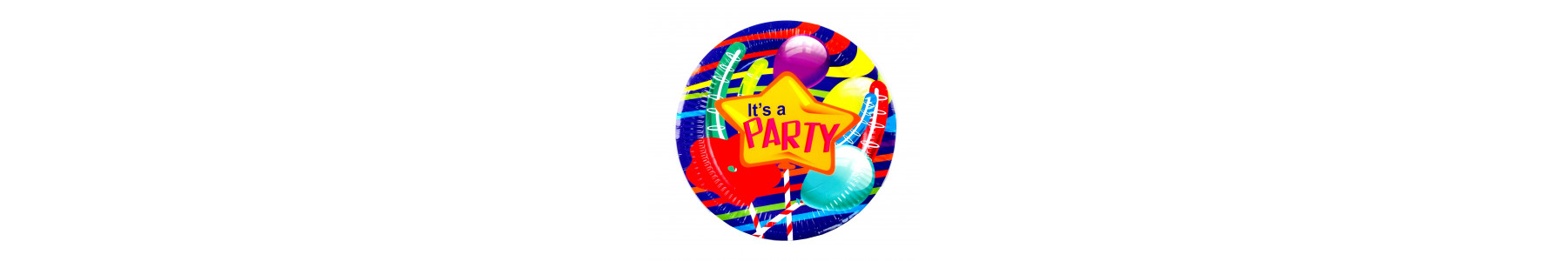 Articole party si accesorii de petrecere