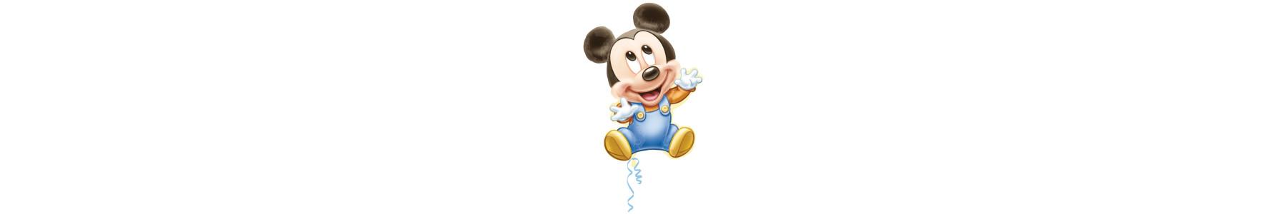 Colectia de articole party Mickey Baby
