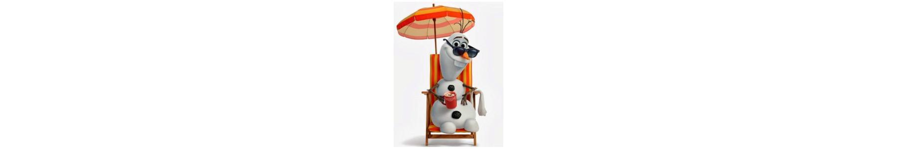 Colectia de articole party Olaf Summer