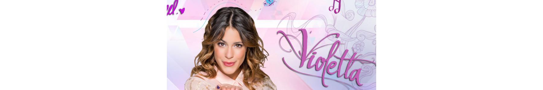 Articole party Violetta