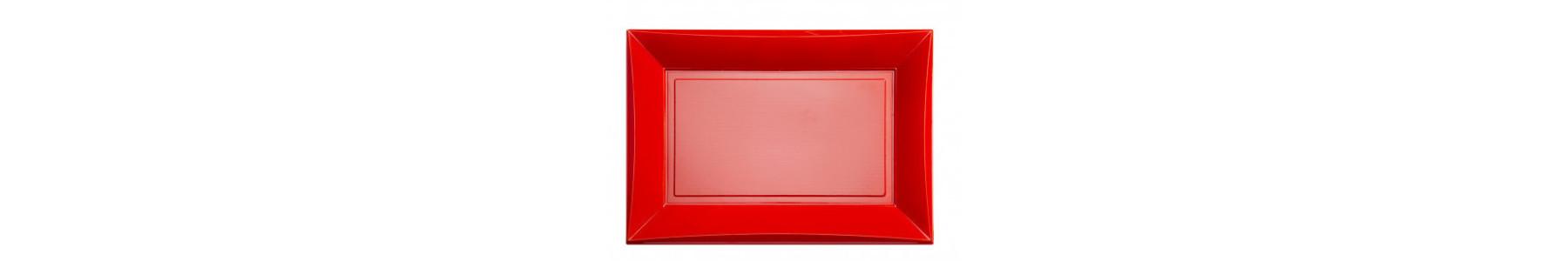 Colectia rosie de articole din plastic PREMIUM