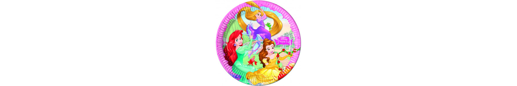 Colectia de articole party Princess Dreaming