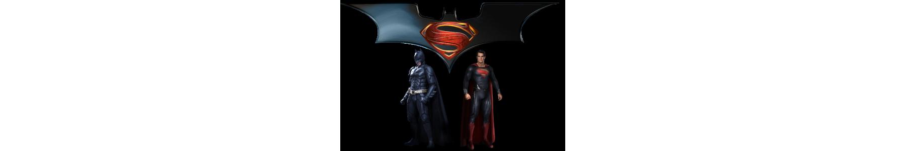 Articole de petrecere Batman si Superman