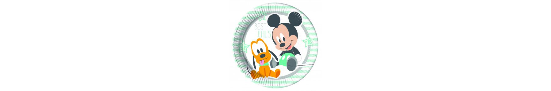 Articole party Mickey Infant