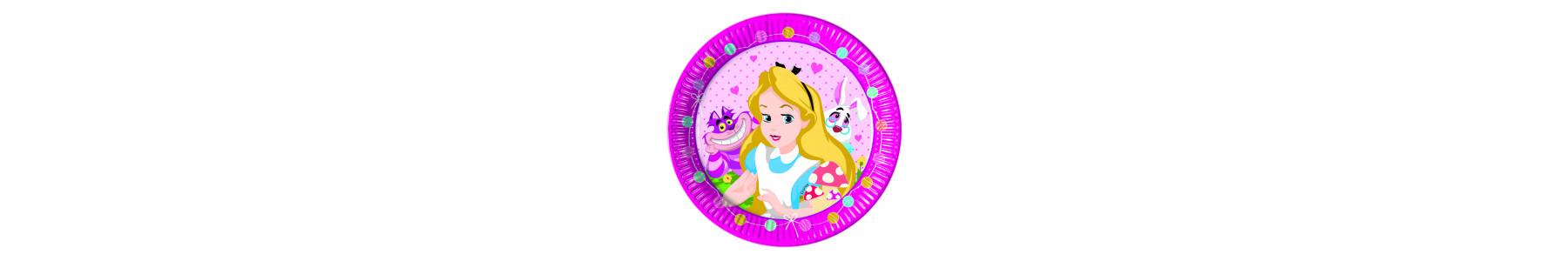 Accesorii de petrecere Alice in Tara Minunilor