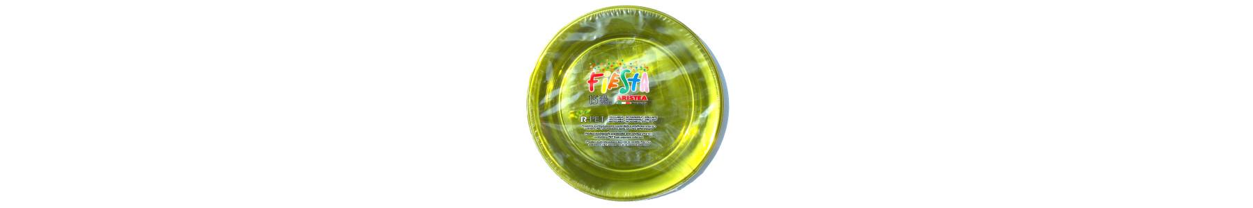 Articole plastic PET ARISTEA galbena