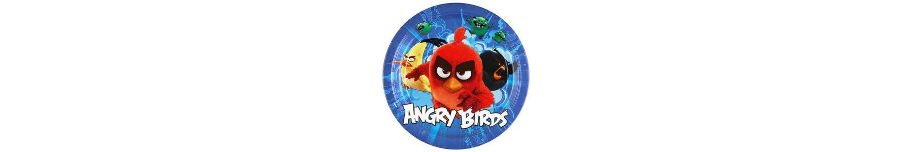 Articole de petrecere Angry Birds 3