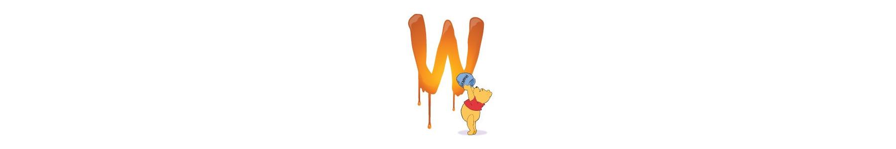 Winnie Alphabet