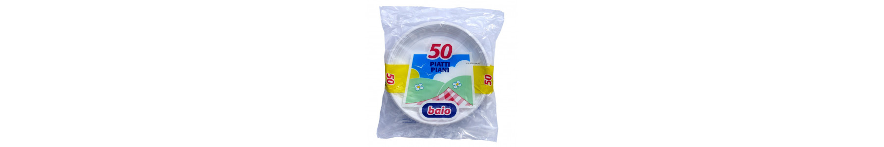 Articole din plastic de unica folosinta ARISTEA - BAIO