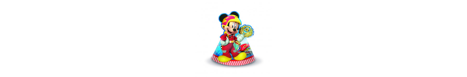Articole party Mickey Roadster