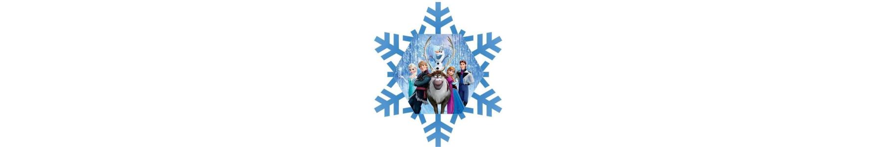 Accesorii de petrecere Frozen Snowflakes