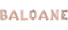 Baloane folie litere