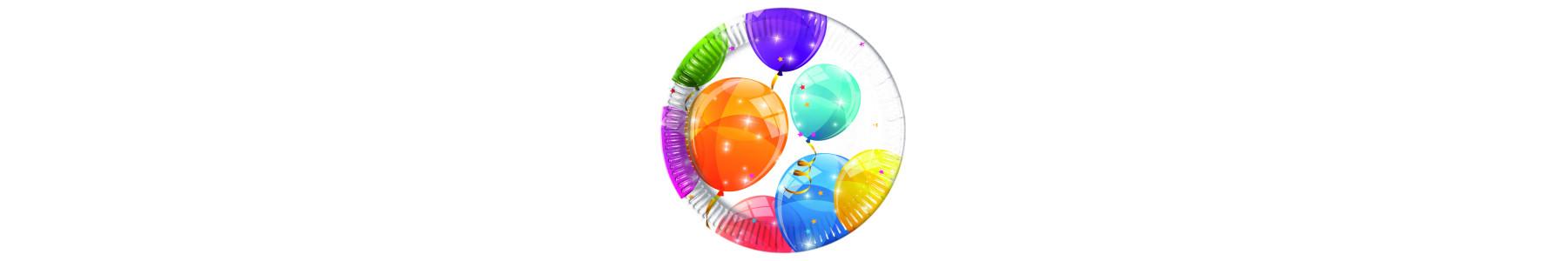 Accesorii de petrecere Sparkling balloons