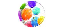 Sparkling balloons - NEW!