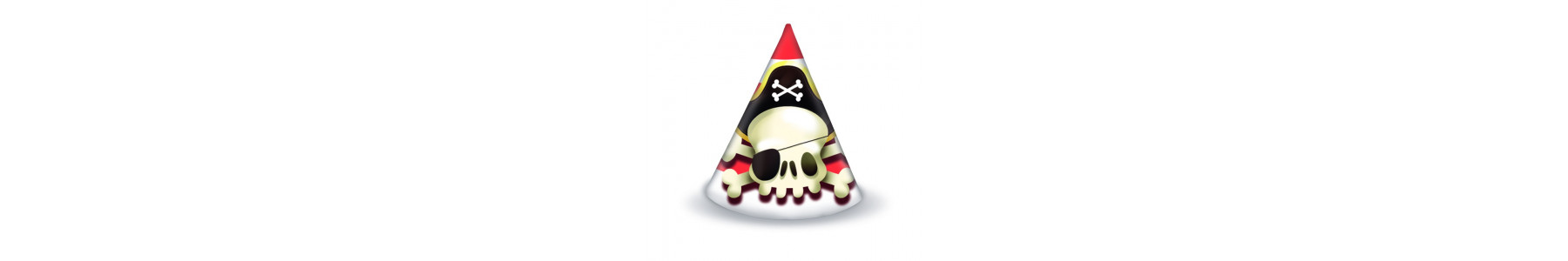 Articole party POWERFUL PIRATES