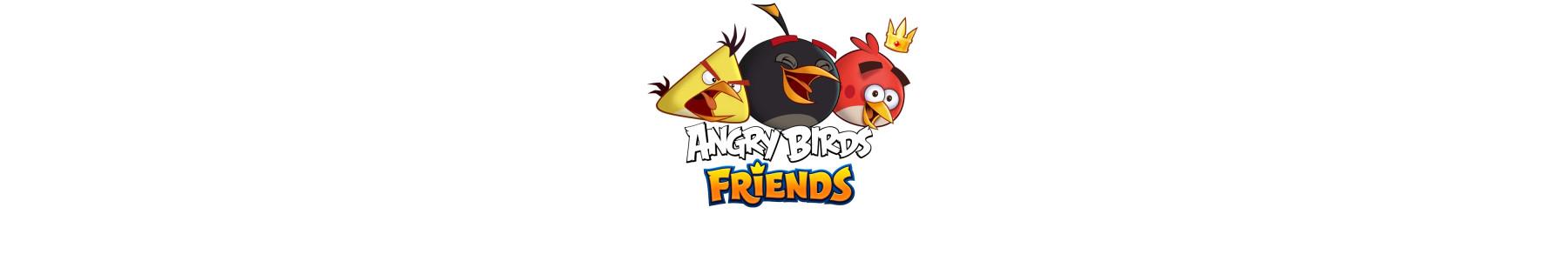 Accesorii de petrecere Angry Birds BBS