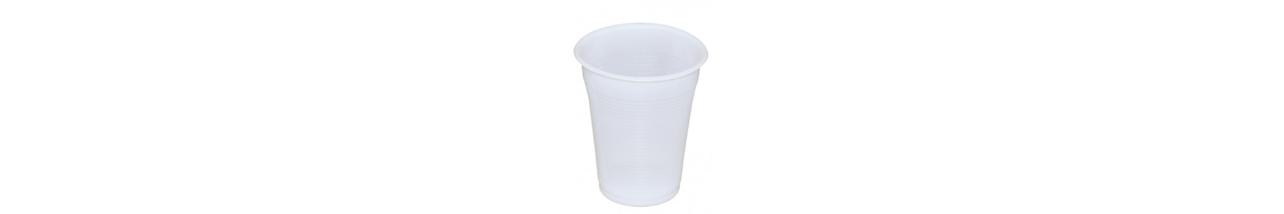 Pahare plastic de unica folosinta