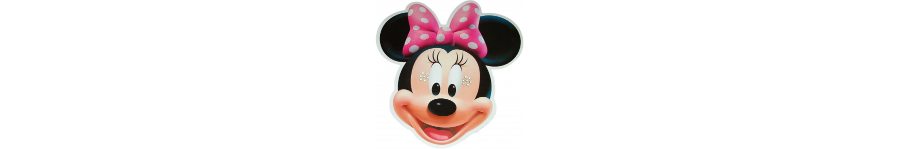 Accesorii de petrecere Minnie Mouse