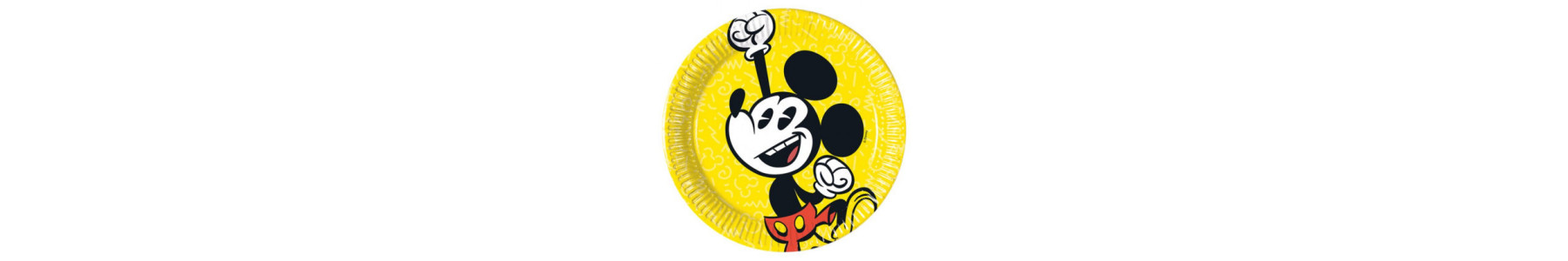 Accesorii de petrecere Mickey