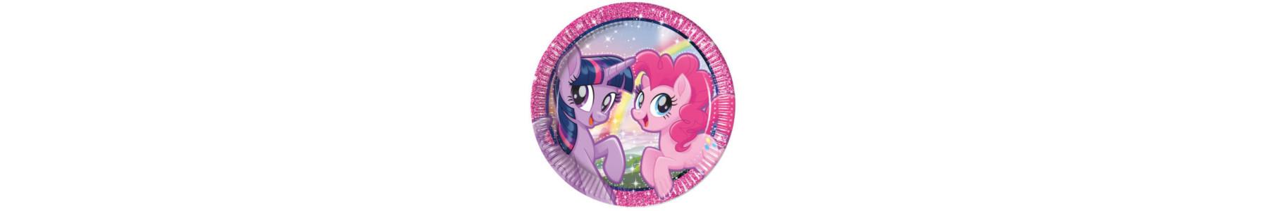 Articole party Pony si Prietenii