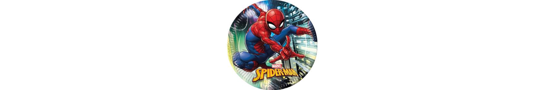 Accesorii de petrecere Spiderman Team Up