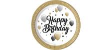 Balloons Happy Birthday - Lichidare stoc!