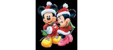 Mickey Christmas Time