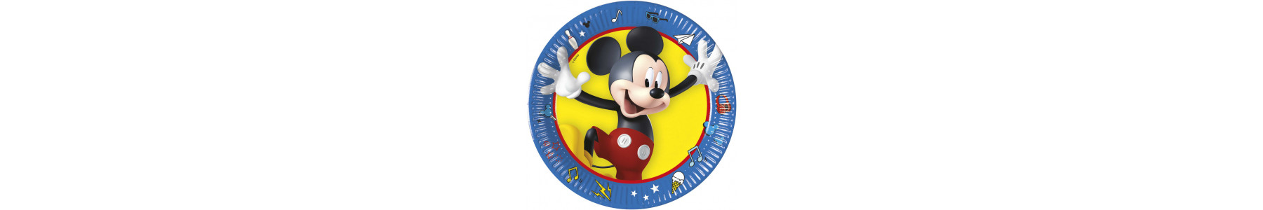 Articole party Mickey Mouse