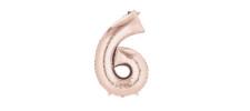Baloane cifre 86 cm