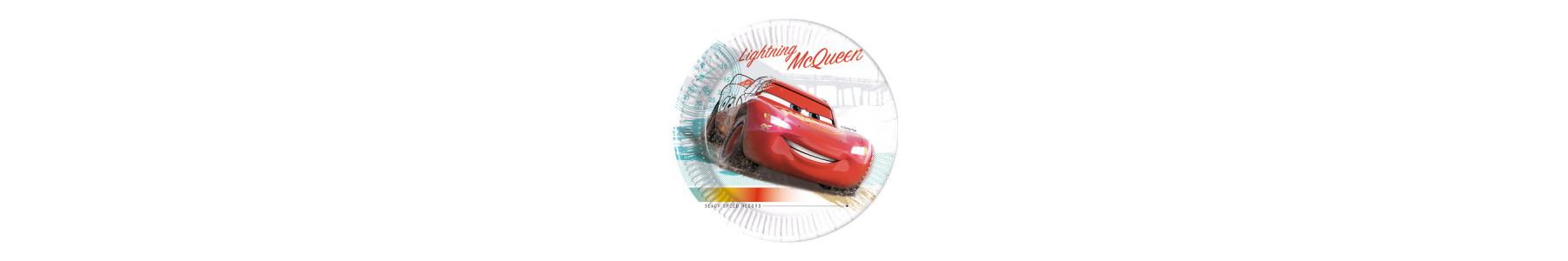 Articole de petrecere compostabile Cars High Speed