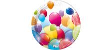 Flying Balloons - gama compostabila